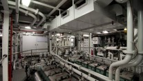 The-50m-motor-yacht-Northern-Sun-Engine-Room