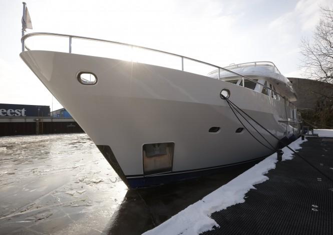 Motor Yacht SJS (ex Lady Jalinka)