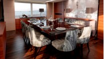 The-luxury-yacht-Imperial-Princess-Dining-area