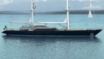 Third 60m superyacht Hull C.2232 by Ron Holland Design and Perini Navi