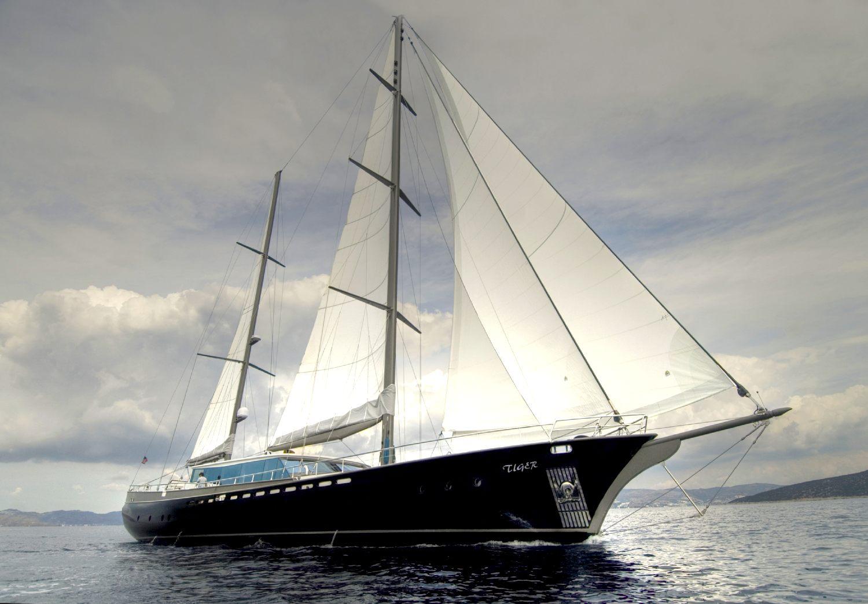Gullet Tiger Yacht Charter Details Turkish Sailing