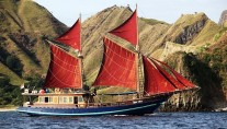 Traditional Timbers Design Charter Yachts in South East Asia