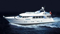 Timmerman 26 superyacht Atlantic