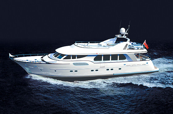 Motor Yacht ATLANTIC