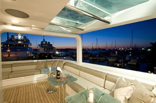 Tooth Fairy Aft Deck