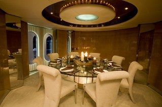 Tooth Fairy Dining Room