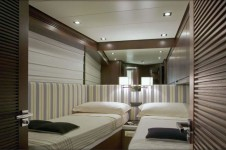 Tourbillon - Twin Cabin