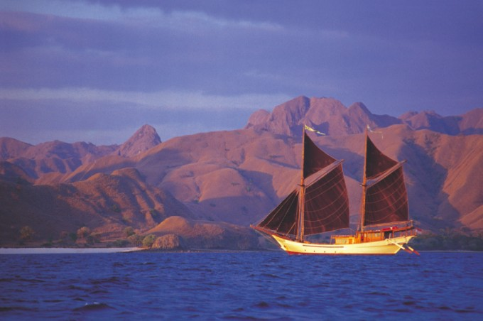 Traditional Yacht Silolona