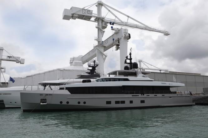 38m Motor Yacht TREMENDA