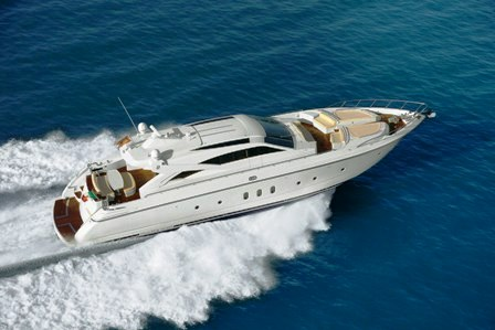 Motor yacht TRILLY