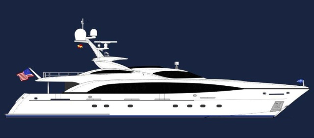 Motor Yacht Trinity 120 RPH
