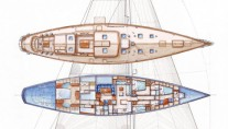 Truly Classic 90 Yacht by Claasen and Hoek Design