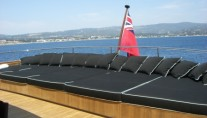 Tugatsu Bridge Deck Sunpads