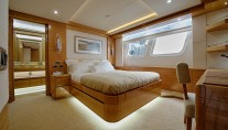 UAQ 1 superyacht - double guest stateroom