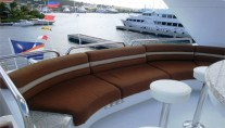 Unforgettable -  Flybridge seating