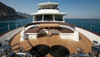 Vicem Yacht MONI -  Foredeck Seating