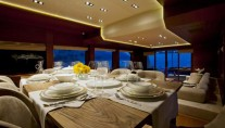 Vicem Yacht MONI -  Formal Dining