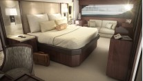 Viking 92 Convertible Yacht - Cabin