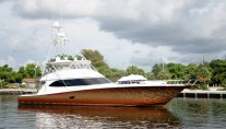 Viking motor yacht MUSTANG SALLY - Main