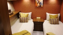 Viking motor yacht MUSTANG SALLY - Twin cabin 2