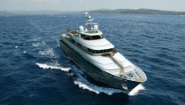 Vripack designed Kingship superyacht STAR