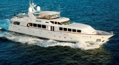 Luxury Motor Yacht CARTE BLANCHE (ex Wheels)