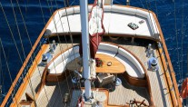 WHY NOT 3 - Aft deck
