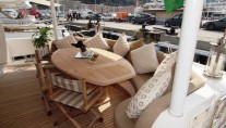 WILLPOWER - Aft Deck