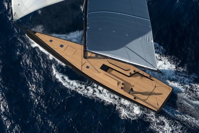 Sailing Yacht Wally 93