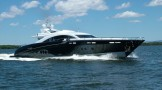 Superyacht Ghost II