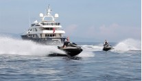Water Toys - Luxury yacht JO