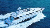 Motor yacht�WATERCOLOURS