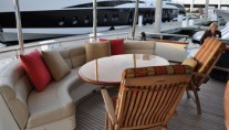 Watershed II - Aft Deck
