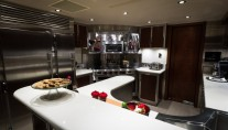 Westport Motor yacht W - Galley