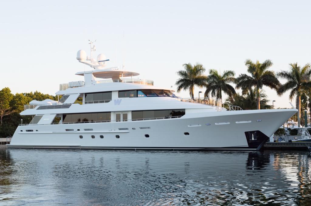 Westport Motor yacht W - Main