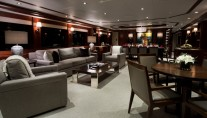 Westport Motor yacht W - Salon