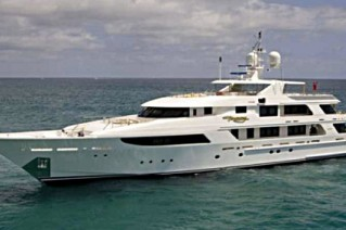 Westport luxury yacht Harmony