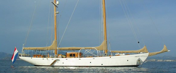 Classic Yacht White Heather