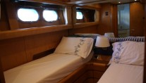 Wil Power Twin Cabin