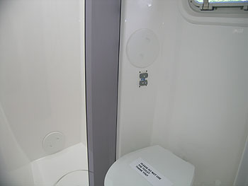Wild thing guest bathroom luxury yacht browser by for Wild bathrooms