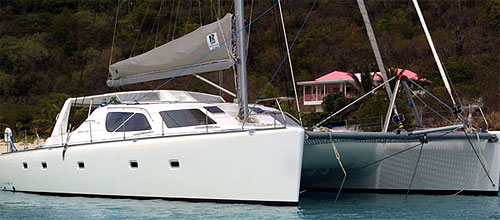 Sailing Catamaran - Wild Thing