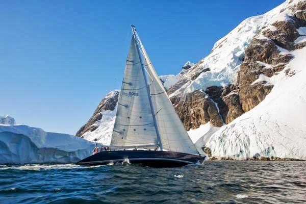 Sailing Yacht WILD (ex Sassy)