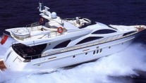 Azimut Charter Yachts in Balearic Islands