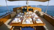 Windrose -  Aft Deck Dining