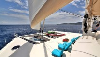 Worlds End - Foredeck view