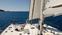 XENIA 74 - Foredeck