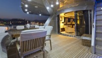 XO OF THE SEA Aft Deck