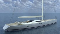 Y3 superyacht designed by Dixon