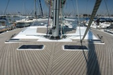 YIANNIS - Foredeck