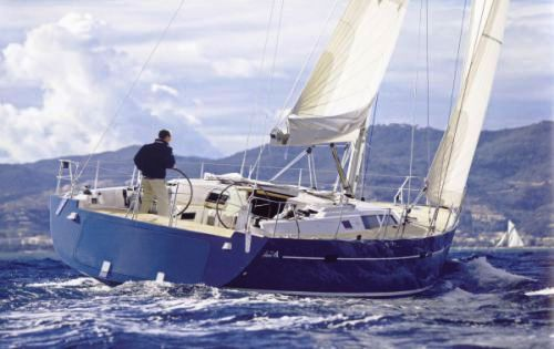 Sailing yacht YIANNIS 65 S